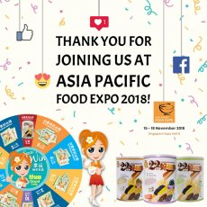 Asia Pacific Food Expo 2018