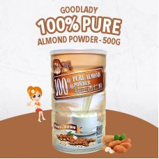 100% Pure Almond Powder - 500g