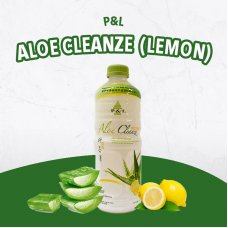 Aloe Cleanze with Lemon - 1L