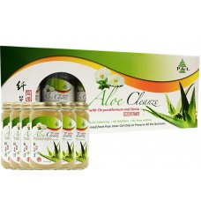 Aloe Cleanze with Chrysanthemum and Stevia - 150g x 6s
