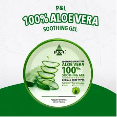 100% Aloe Vera Soothing Gel 300ml