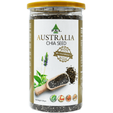 Australia Black Chia Seeds - 500g