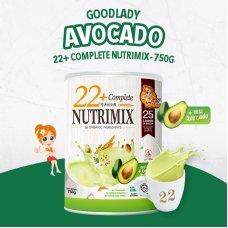 22+ Complete Nutrimix (Organic Avocado) 750g
