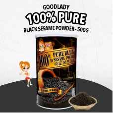 100% Pure Black Sesame Powder - 500g