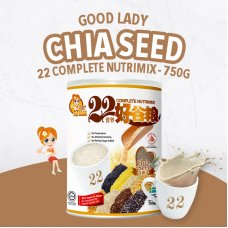 22 Complete Nutrimix (Chia Seed) - 750g