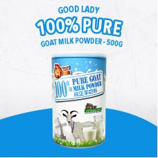 100% Pure Goat Milk Powder - 500g
