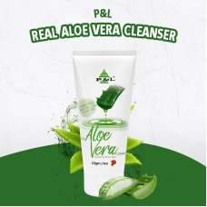 Real Aloe Vera Cleanser 170g