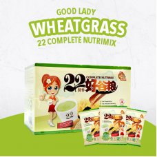 22 Complete Nutrimix (Wheat Grass) - 25g x 25s