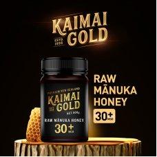 Kaimai Gold Manuka Honey MGO30+ - 500g