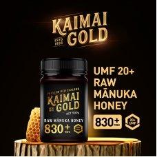 Kaimai Gold Manuka Honey UMF 20+ - 500g