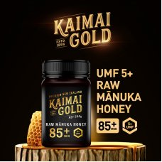 Kaimai Gold Manuka Honey UMF 5+ - 500g