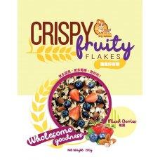 Crispy Fruity Flakes (Mixed Berries) - 200g
